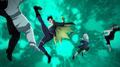 Batgirl and Maccaroni