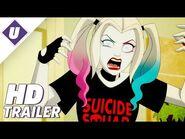 HARLEY QUINN Animated Series Comic-Con Trailer -HD- Kaley Cuoco, Lake Bell