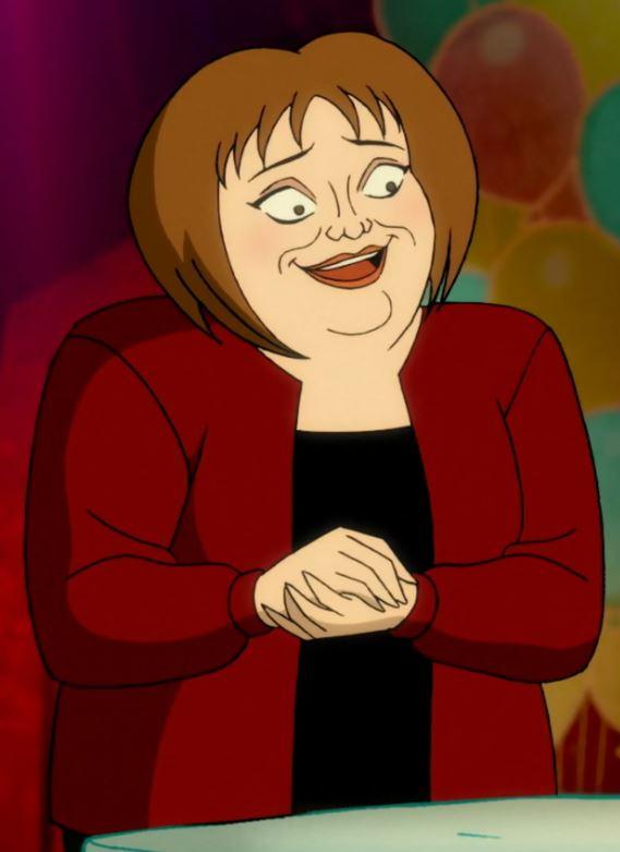 Mrs. Cobblepot