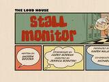Stoisko Monitorowe