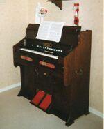 Harmonium Richard