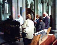 Journées du patrimoine Pont-Scorff - 2006