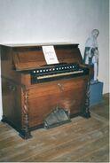 Harmonium Clergeau
