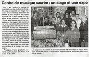 Ouest-France 6 juillet 2001