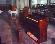 Journée du patrimoine - Harmoniums Pont-Scorff