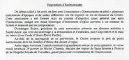 Exposition d'harmoniums