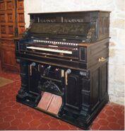 Harmonium Dumont