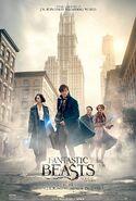 Fantastic Beasts poster 1