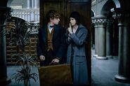 Tina and Newt