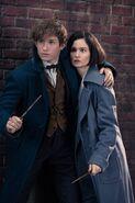Tina and Newt 4