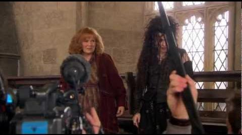 Molly Takes Down Bellatrix - The Deathly Hallows Part 2