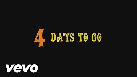 One Direction - Kiss You - 4 days to go