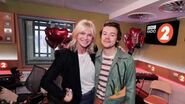 Harry Styles interview for The Zoe Ball Breakfast Show BBC 2 (Steve Coogan & Stephen Fry) 14 02 2020