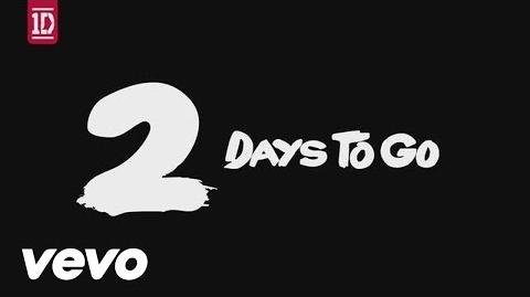 One Direction - What Makes You Beautiful Teaser 4 (2 Days To Go)