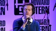 """Harry Styles Covers Peter Gabriel's """"Sledgehammer"""" Live on the Howard Stern Show"""