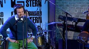 """Harry Styles """"Adore You"""" Live on the Howard Stern Show"""