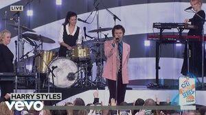 Harry Styles - Adore You (Live on the Today Show)