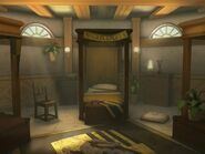 Hufflepuff Dormitory (Hogwarts Mystery)