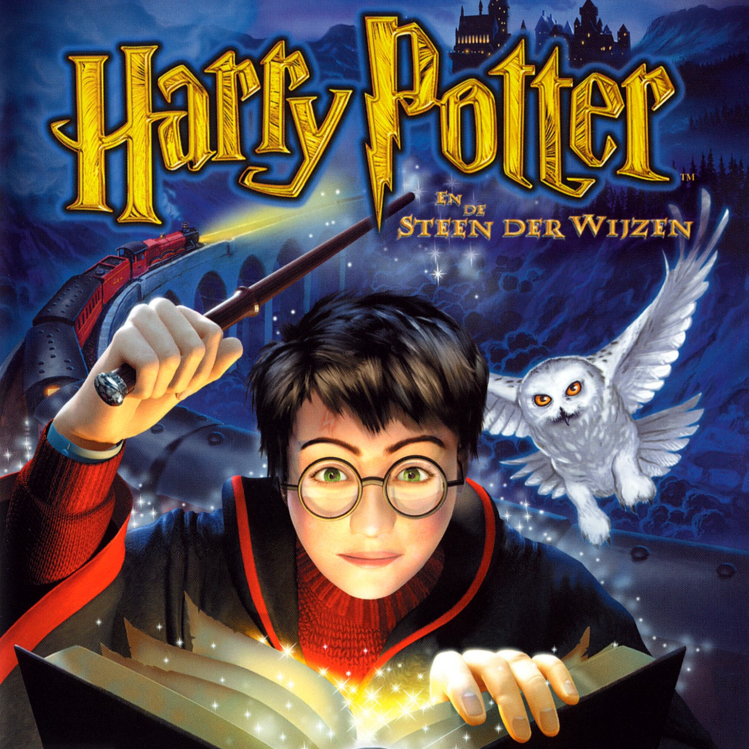 Harry Potter en de Steen der Wijzen (game)
