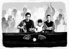 Rodzina Potter, Finał Mistrzostw 2014.png