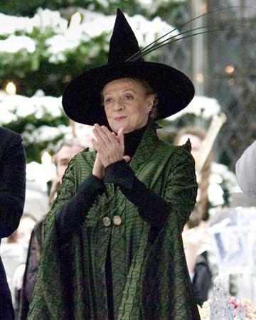 Details about  /Minerva McGonagall Cosplay Costumes Cloak////