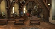 Klasa Obrony Przed Czarną Magią (Harry Potter Hogwarts Mystery)