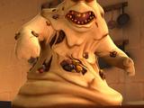 Dough Creature