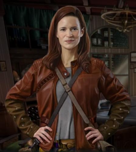 Mathilda Grimblehawk