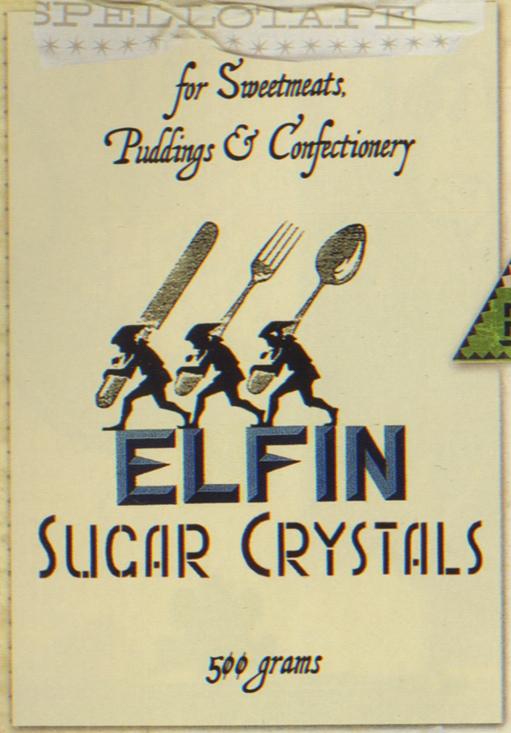 Elfin Sugar Crystals