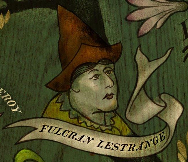 Fulcran Lestrange (I)