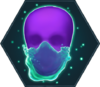 Bubble-Head Charm