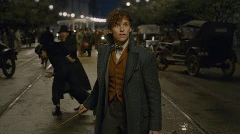 Fantastic Beasts The Crimes of Grindelwald - Official Comic-Con Trailer