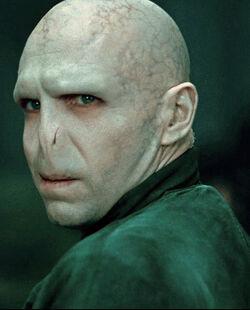 En Tom Riddle, més conegut com a Lord Voldemort