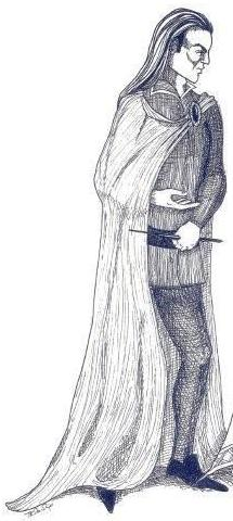 Warlock (The Warlock's Hairy Heart)