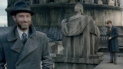 Fantastic Beasts The Crimes of Grindelwald - Official Teaser Trailer