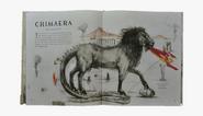 Mantykora - ilustracje Olivii Lomenech Gill