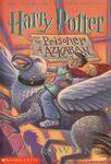 Prisoner of Azkaban cover