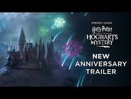 Harry Potter- Hogwarts Mystery - Official Anniversary Trailer 2021