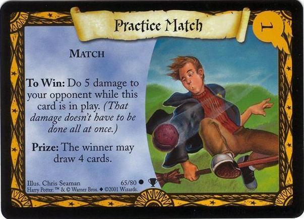 Mecz treningowy (karta)