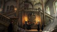 Schody z herbem (Dziedzictwo Hogwartu)