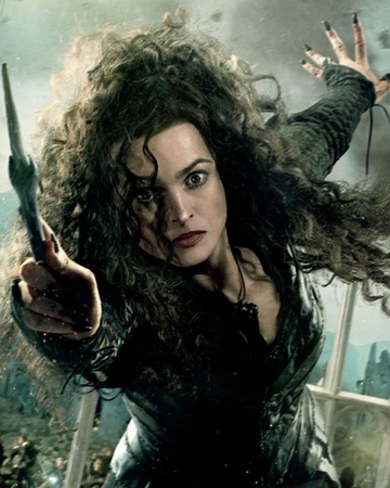 Bellatrix Lestrange Harry Potter Wiki Fandom