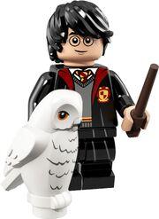 Harry Potter jako figurka LEGO