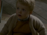 Unidentified Non-magique toddler