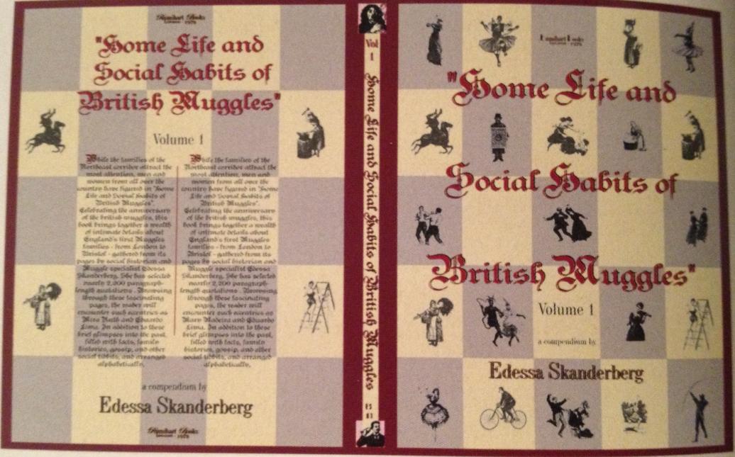 Home Life and Social Habits of British Muggles