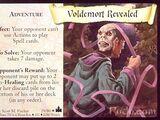 Voldemort ujawniony (karta)