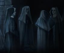 Мрачные монахини