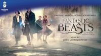 Fantastic Beasts and Where To Find Them Official Soundtrack Inside The Case WaterTower