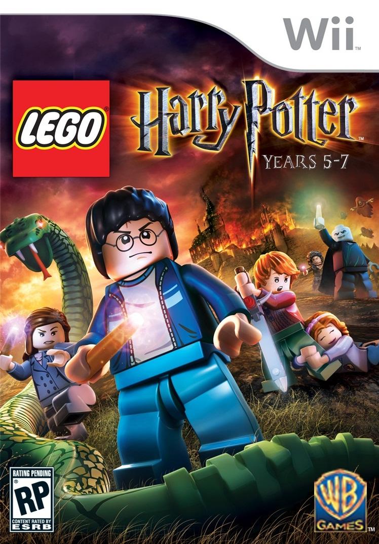 Lego Harry Potter Years 5 7 Harry Potter Wiki Fandom