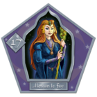 Morgan Le Fay-17-chocFrogCard