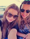 Z siostrą